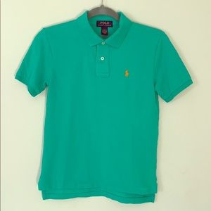 Boys Ralph Lauren Polo Shirt Size M (10-12)